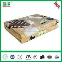portable electric blanket with CE CB GS RoHS