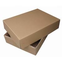 Cheap Brown Kraft Paper hair extension boxes