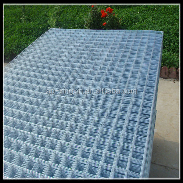 4x4 panneaux de treillis m tallique en acier galvanis - Prix treillis soude ...