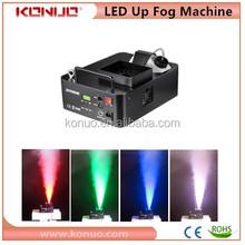 Nightclub/DJ/Disco/KTV 1500w 24x3W RGB LED Vertical Smoke fog machine