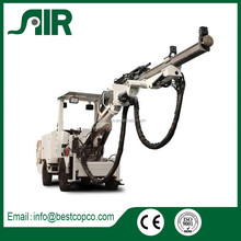 BMJ2-18 Coal mining hydraulic jumbo at acceptable price
