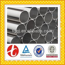 base in acciaio inox tubo