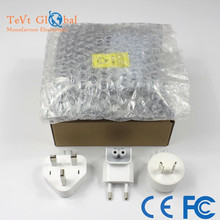 """T tip Plug 85W Mag 2 Power Adapter Wall Charger For MacBook Pro 15"""" Retina A1424 A1398 MC975 ME664 After 2012"""