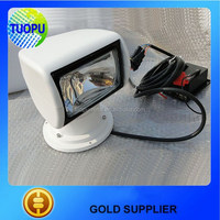 Dongying Tuopu 100w 12v marine high power led searchlights for sale