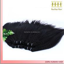 Directly from factory cheap human hair unprocessed brazilian kinky straight braiding hair