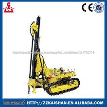 fabricación china kaishan ky100 portátil de perforación de pozo de perforación rig