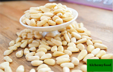 Direct factory China Supplier dry fruit pine nut