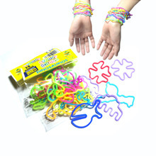 crazy loom bands wholesale, silicone rubber band