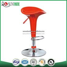 Barstool supplier ABS Swivel Bar Stools/chair,bar furniture,leisure chair S-226
