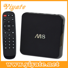 Google android 4.4 tv box android quad core tv box 4k 2gb ram 8GB NAND FLASH Built in WiFi