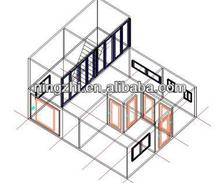 Well design container homes /house /cabin /villas