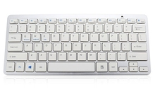 2015 New Arrivals Wireless Keyboard for iPad 4 iPad 5 Tablet PC Bluetooth 3.0 Ultra-thin Keyboard