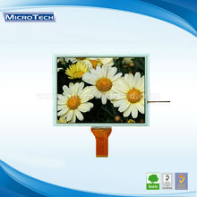 TFT 8.0 inch RGB LCD module 800x600 dot with Capacitve Touch