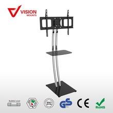 37-60inch Glass Modern Plasma Tv Stand