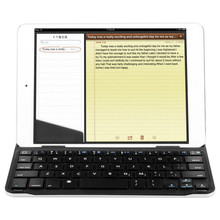 China Gold Supplier Aluminum Case Tablet With Keyboard For Ipad Mini