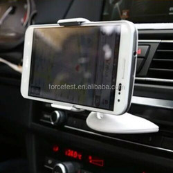 Universal Mobile Phones Tablet GPS 360 Rotating Car Auto CD Slot Magnetic Mount Cradle Holder Stand For iPhone Samsung LG Nokia