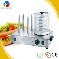 Electric Buffet Food Steam Warmer Hot Dog Machine/Bread Baking Machine