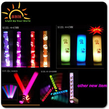 Light Up Party Led Stick Foam Cheering Wholesale Foam Glow Stick For Party/concerts