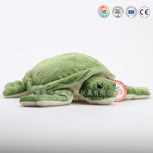 HOT! Wholesale bulk stuffed green sea turtle plush toys