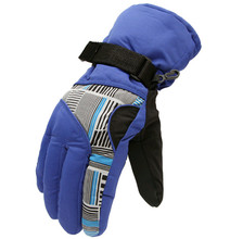 Thick Mens' Cool Popular Cheap Motorcycle Ski Warm Winter Gloves