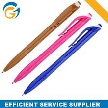 Twist Action Plastic Ballpen 3 Colors Fancy Click Pens