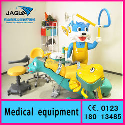 children dental unit chair, dental equipment, dental supply