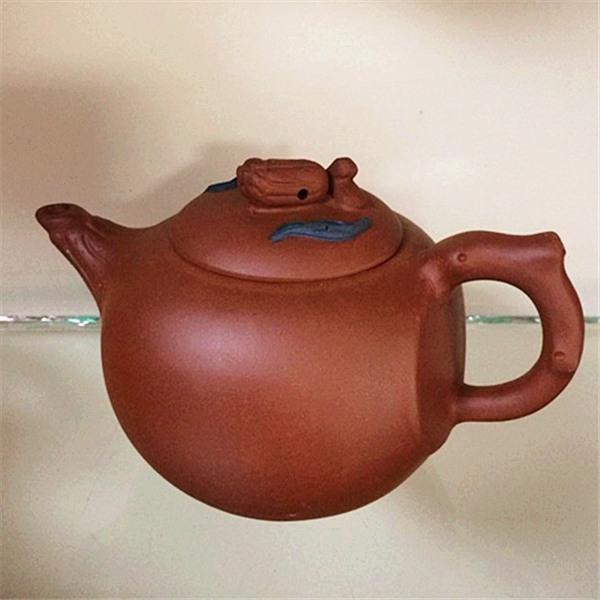 Yi Xing Purple Clay Teapot Special Design And High