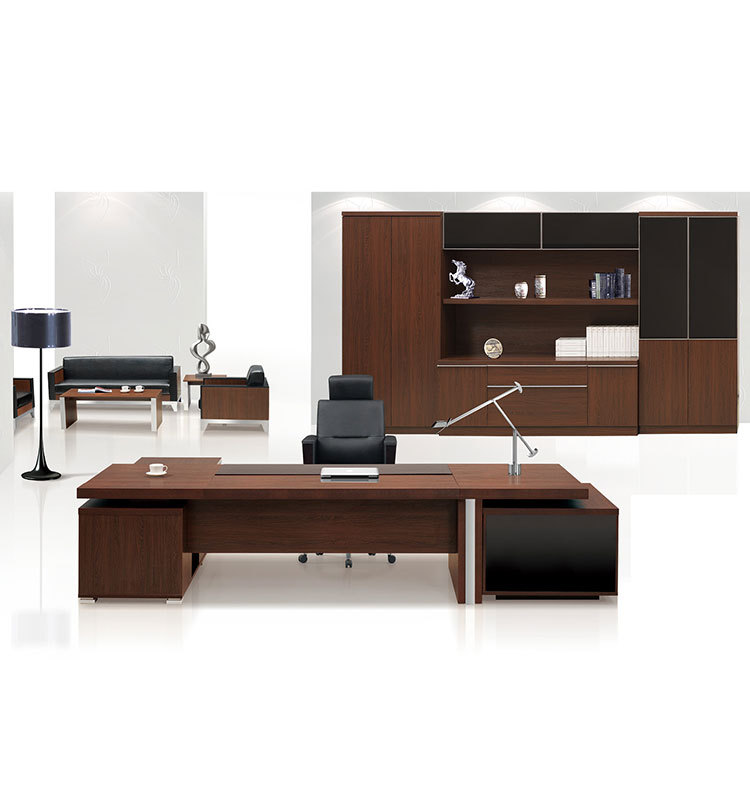 manager office desk wood tables. Au-BD-011 Manager Office Desk Wood Tables