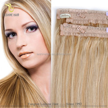 Premium Quality 6a7a8a Double Drawn Cheap Wholesale Virgin halo Hair Extension Uk