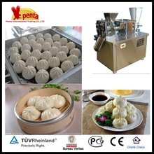 Low price siopao steamed stuffed bun making machine