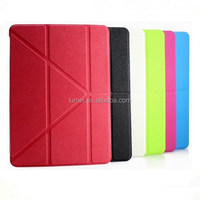 New Arrive For Ipad Air 2 Transform Stand PU Flip Leather Case For Ipad 6