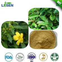 Pure Natural Damiana Leaf Extract Powder 5:1 10:1 100:1