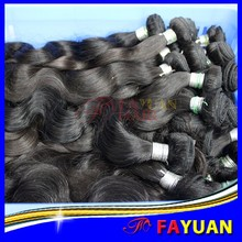 Factory price grade 5A no mixed no synthetic pure Malaysian virgin hair body waves fast delivery
