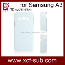 For Samsung Galaxy A3 Sublimation Phone Case