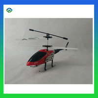 rc helicopter 2D infrared control alloy