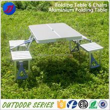 Portbale camping aluminum folding table,outdoor folding table