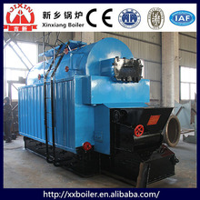 Industrial coal pellet fired steam boiler burner for home and wood chips in China