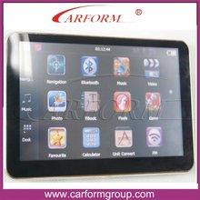 Waterproof GPS Navigator 5 inch Touch screen