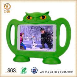 Owl Design Kids light weight EVA Foam for ipad mini 2 case