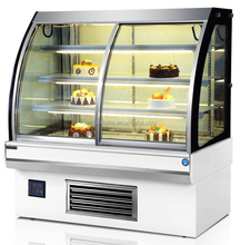 Bakery display cake refrigerated cabinet with marble base/Deli display case/deli display cooler