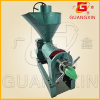 Guangxin YZYX70 manual oil expeller /hand operated oil press