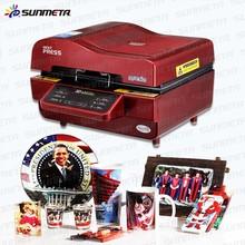 Sunmeta 3D Sublimation Vacuum Heat Press Machine With CE Certificate (ST-3042)