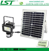 Portable Work Light LED 12V 24V PIR Motion Sensor IP65 Outdoor Epistar LED 20W 10W Rechargeable Outdoor LED Flood Light PIR