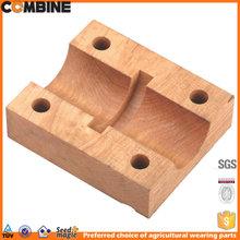 High quality Wood Bearing Block AZ31218 for John Deere Combine Harvester