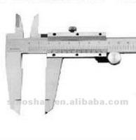 (147-510S) 0-100mm x 0.05mm Stainless Steel Mechanical Mono-Block Vernier Caliper with fine adjustment