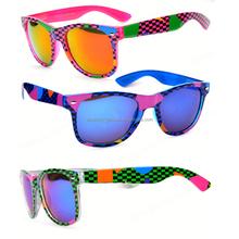 Custom design templet printing wayfarer sunglasses BKF1506007-48