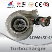 High Performance HX35W 4035253/A3960478 Turbocharger Working