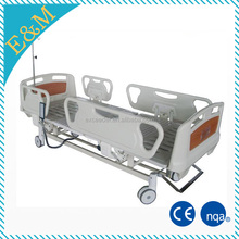 hospital bed with aluminum side rail pediatric hospital bed bed hospital metal medical furniture