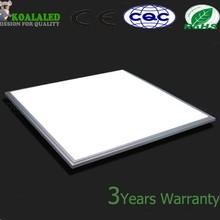 Alluminum Frame led panel 500x500 36w,square panel led light,panel led light 600x600