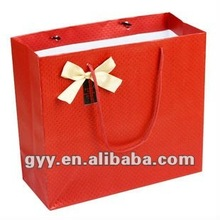 2012 GYY Solid color gift bag